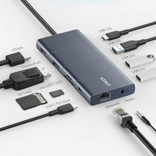 Anker PowerExpand Direct 11-in-2 USB-C PD 4K Hub A8385