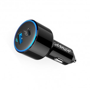 Anker PowerDrive Speed+ Duo 42W Car Charger