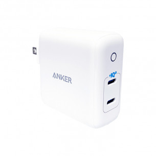 Anker PowerPort III Duo 36W 2 PIQ 3.0 - White