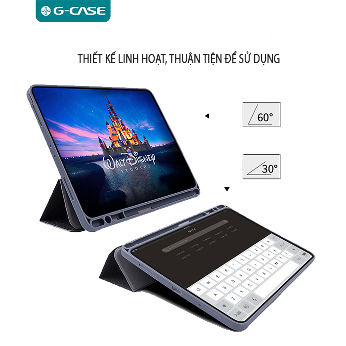 G-Case Roadster Series for iPad Pro 12.9-inch 2020