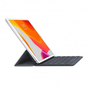 Smart Keyboard for iPad With Built In Apple Pencil Holder for iPad Air 3/iPad 2019