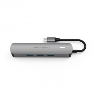 HyperDrive 6-in-1 USB-C Hub HD233B
