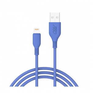 InnoStyle Jazzy USB-A to Lightning Cable 1.5M - Light Blue