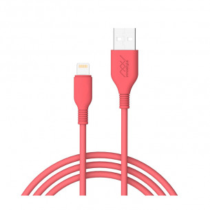 InnoStyle Jazzy USB-A to Lightning Cable 1.5M - Red
