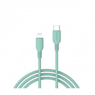 InnoStyle Jazzy USB-C to Lightning Cable 1.2M - Green