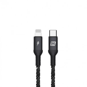 Momax Elite Link Lightning to Type-C Cable 0.3M