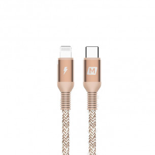 Momax Elite Link Lightning to Type-C Cable 1.2M