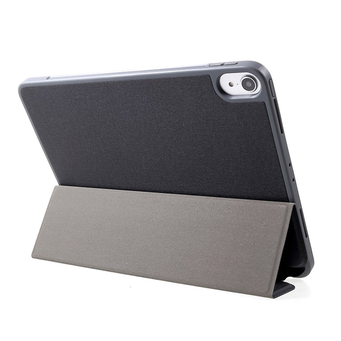Mutural Leather Cover Case with Apple Pencil Holder - iPad Air 10.9″ 2020
