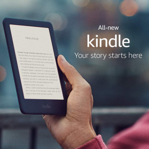 All-new Kindle 6-inch 4GB Wifi - Kindle 2019