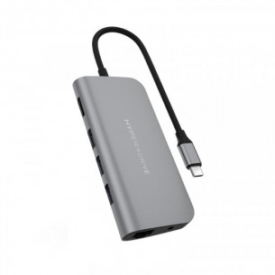 HyperDrive 9-in-1 USB-C Hub HD30F