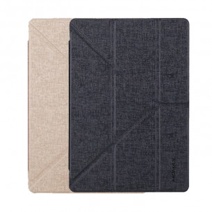 Momax Flip Cover Case - iPad 2019 - Gold