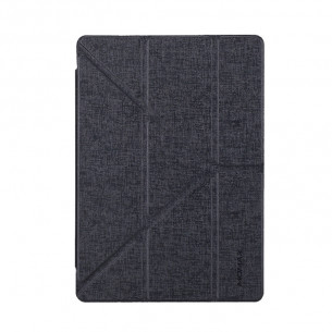 Momax Flip Cover Case - iPad Gen 7/8 - Black
