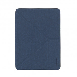 "Momax Flip Cover Case with Apple Pencil 1 Holder - iPad Mini 7.9"" 2019 - Dark Blue"