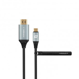 Momax Go Link Type-C to HDMI 4K Cable 2M