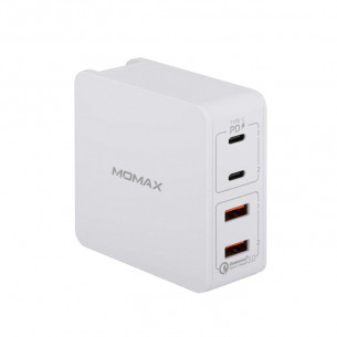 Momax OnePlug 66W 4-Port Type-C PD Charger