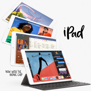 iPad Gen 8 2020 Wi-Fi 32GB - Gold