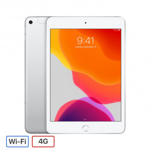 iPad Mini 5 - WiFi 4G 64GB Silver