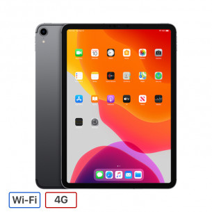 iPad Pro 11-inch 2018 - WiFi 4G 64GB Space Gray
