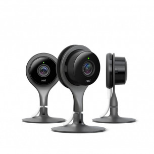 Google Nest Cam Indoor - 3 Pack