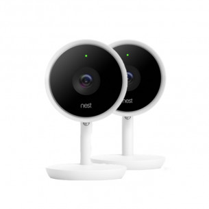 Google Nest Cam IQ Indoor - 2 Pack