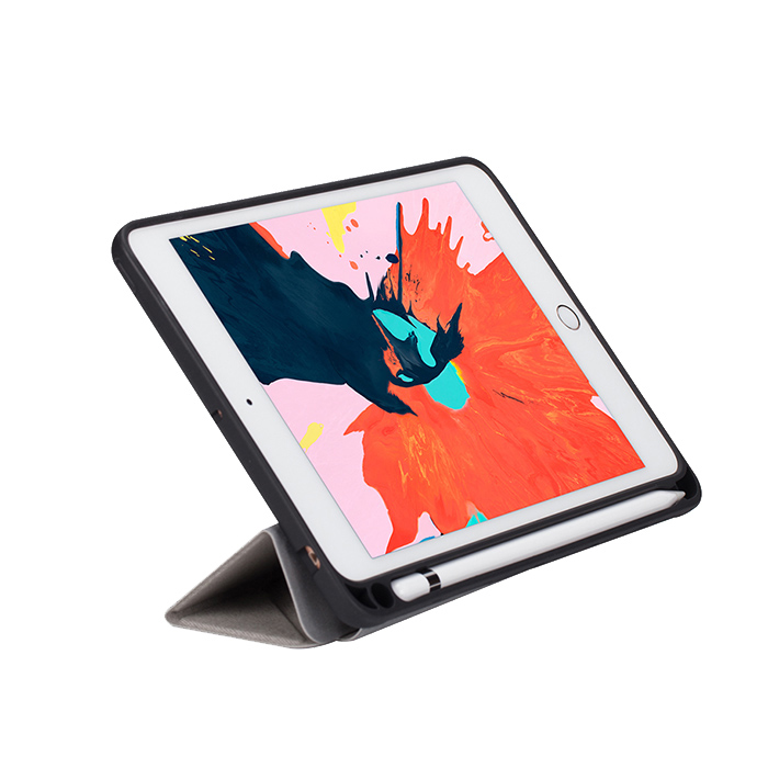 Momax Flip Cover Case with Apple Pencil 1 Holder - iPad Mini 7.9-inch 2019